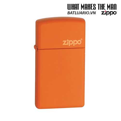 Zippo 1631ZL - Zippo Slim Orange Matte