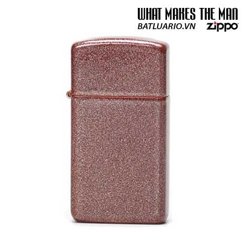 Zippo 24316 - Zippo Slim Copper Sparkle