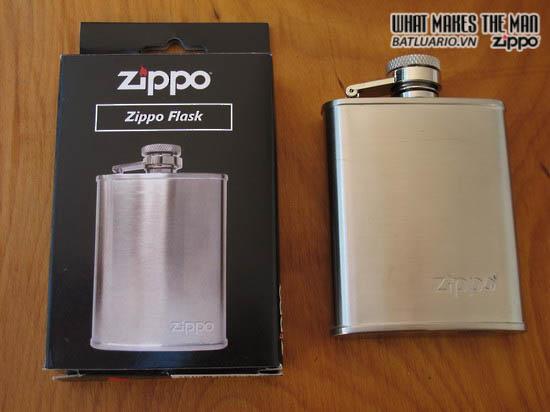 Bình đựng rượu Zippo - 122228
