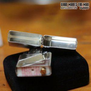 Zippo 13 - Zippo Sterling Silver