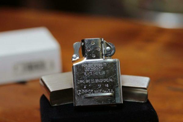 Zippo 13 - Zippo Sterling Silver 9