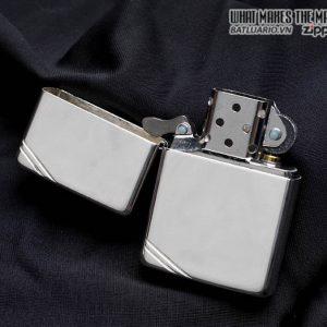 Zippo 14 - Zippo Vintage Sterling Silver