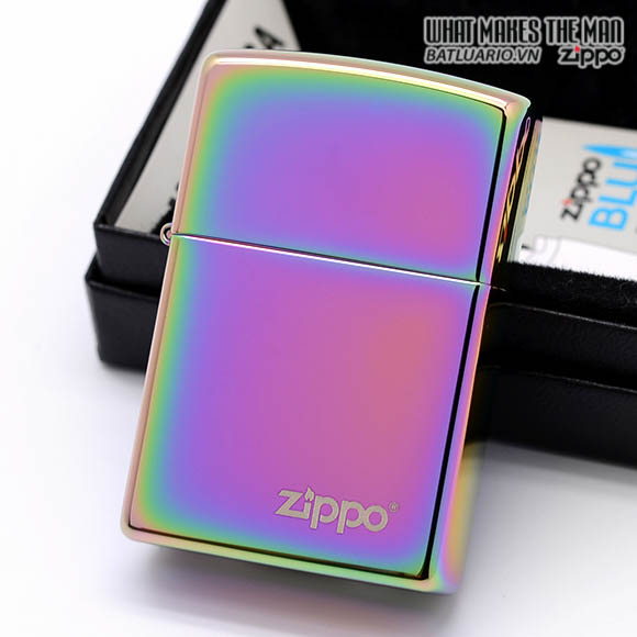 Zippo 151ZL - Zippo Spectrum with Zippo Logo