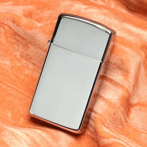 Zippo 1610 - Zippo Slim High Polished Chrome 1