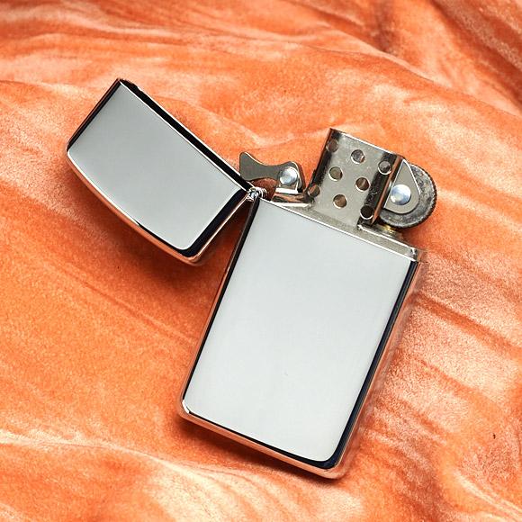 Zippo 1610 - Zippo Slim High Polished Chrome 2
