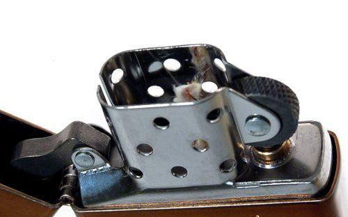 Zippo 1618 – Zippo Slim Black Matte