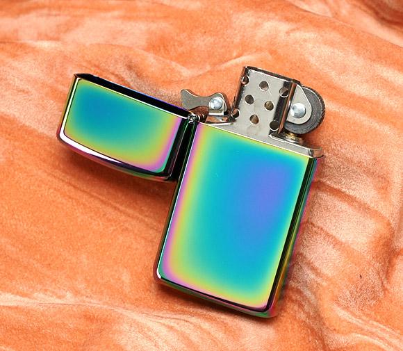 Zippo 20493 – Zippo Slim Spectrum