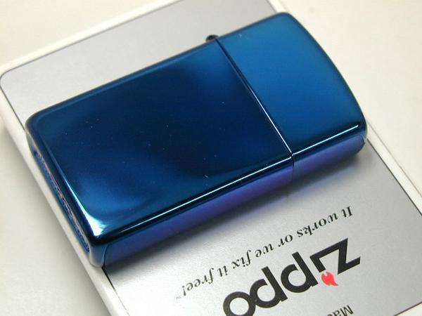 Zippo 20494 - Zippo Slim Sapphire 1