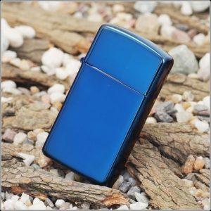 Zippo 20494 - Zippo Slim Sapphire 3