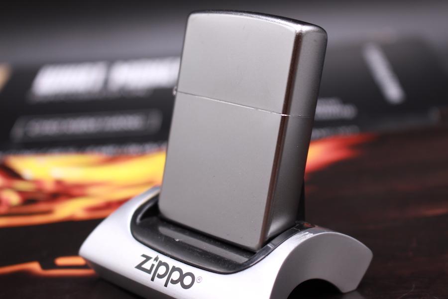 ZIPPO 205 – ZIPPO SATIN CHROME