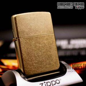 ZIPPO 207G – ZIPPO GOLD DUST