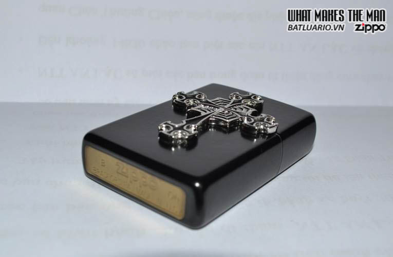 Zippo 21156 - Zippo Gothic Cross Black