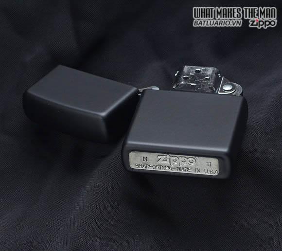 Zippo 218 - Zippo Black Matte
