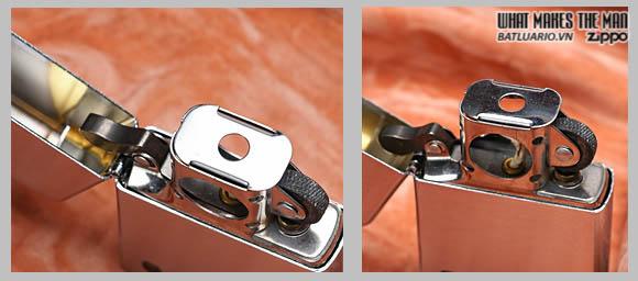 Zippo 218PL - Zippo Black Matte Pipe
