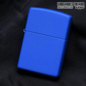 Zippo 229 - Zippo Royal Blue Matte
