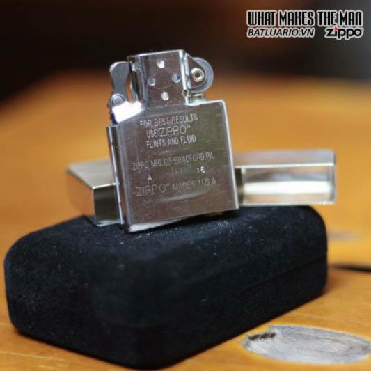 Zippo 23 - Zippo 1941 Replica High Polish Sterling Silver