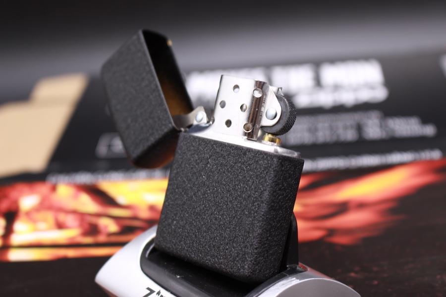 Zippo 236 - Zippo Black Crackle 12