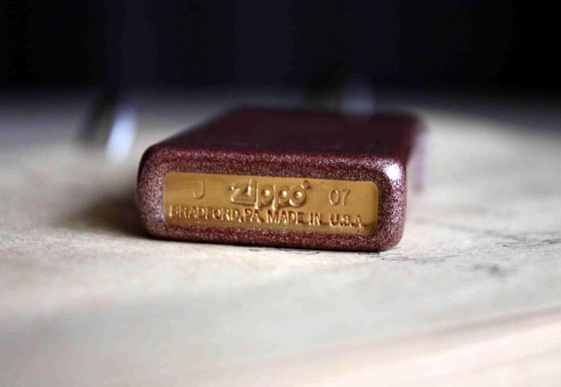Zippo 24316 - Zippo Slim Copper Sparkle 2