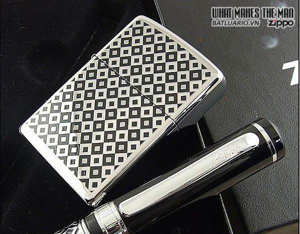 Zippo 24749 - Zippo Lighter and Pen Gift Set