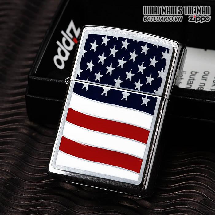 Zippo 24873 - Zippo Stars & Stripes