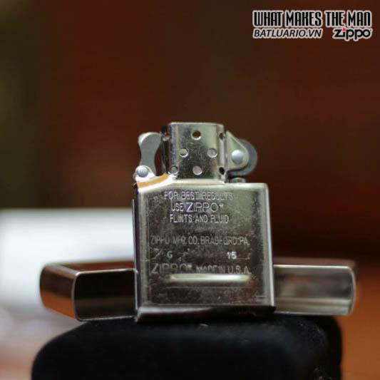 Zippo 26 – Zippo Armor Sterling Silver High Polish