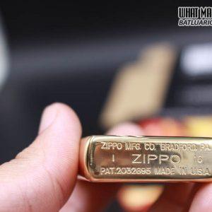 Zippo 270 - Zippo Vintage High Polish Brass