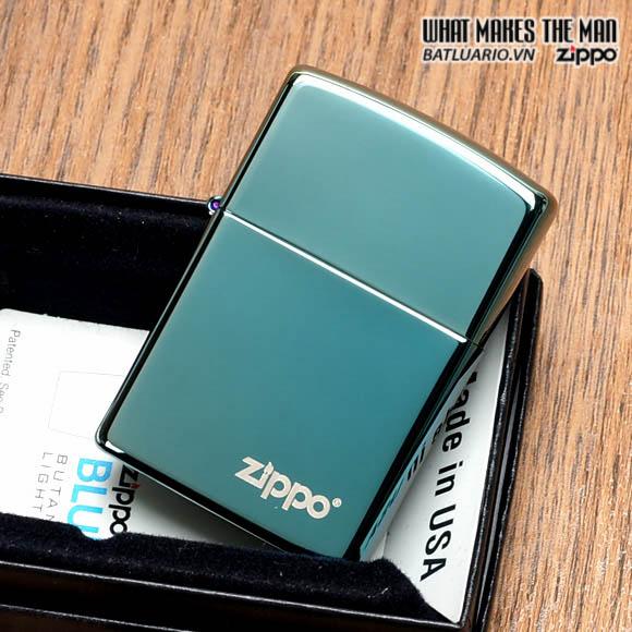 Zippo 28129ZL - Zippo Chameleon with Zippo Logo