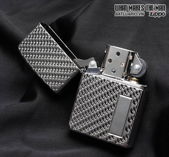 Zippo 28185 - Zippo Razor Cut Armor