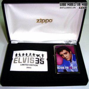 Zippo 28345 – Zippo Elvis Presley 35th Anniversary