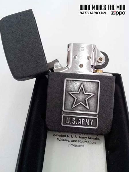 Zippo 28583 - Zippo 1941 Replica U.S. Army Black Crackle