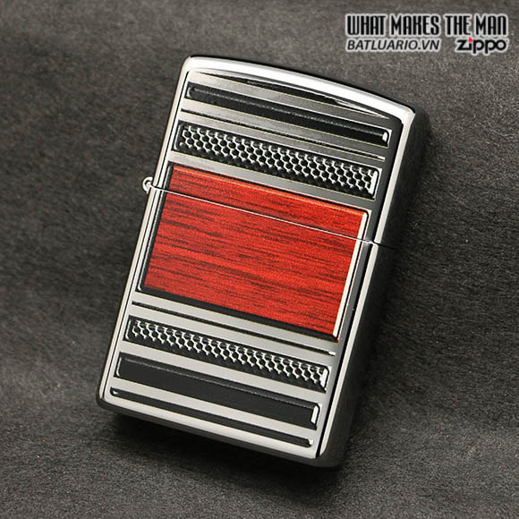 Zippo 28676 - Zippo Steel And Wood