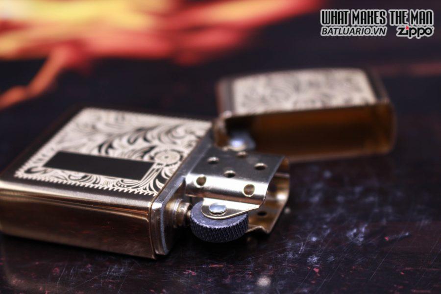 Zippo 352B - Zippo Venetian Brass 5