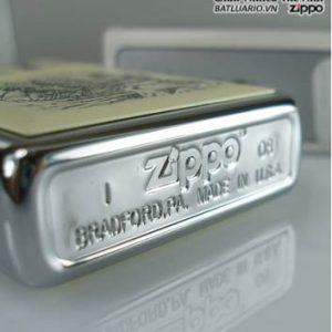 Zippo 359 - Zippo Scrimshaw Ship