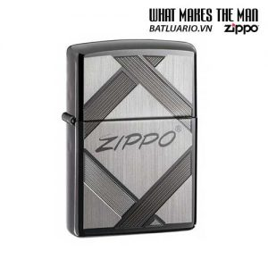 Zippo 20969 - Zippo Unparalleled Tradition Black Ice