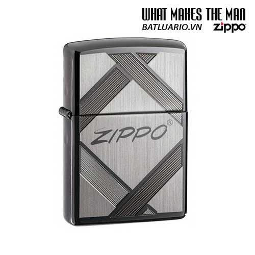Zippo 20969 - Zippo Unparalleled Tradition Black Ice