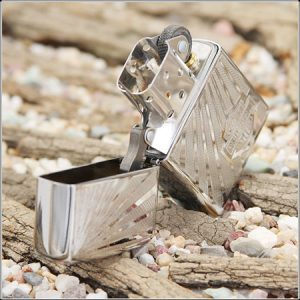 Zippo 24292 - Zippo Harley Davidson Burst High Polish Chrome 3