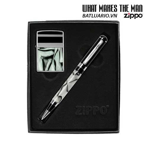 Zippo 24823 - Zippo Lighter and Pen Gift Set