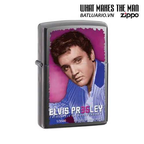Zippo 28345 - Zippo Elvis Presley 35th Anniversary