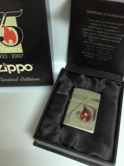 Zippo 75th Anniversary 1