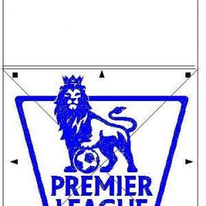 Mẫu Khắc Zippo Logo Premier League