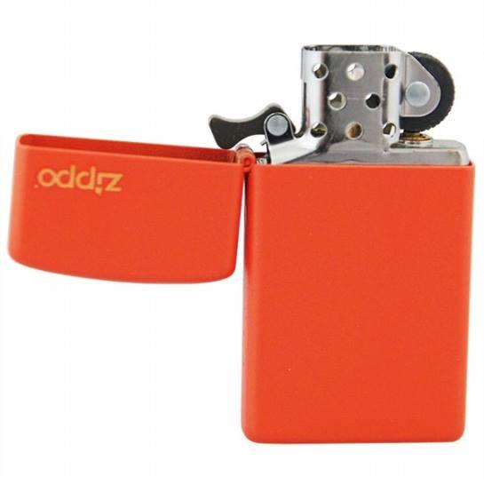 Zippo 1631ZL - Zippo Slim Orange Matte 3