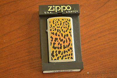 Zippo 1663 - Zippo Panther Fur Leopard pattern 1