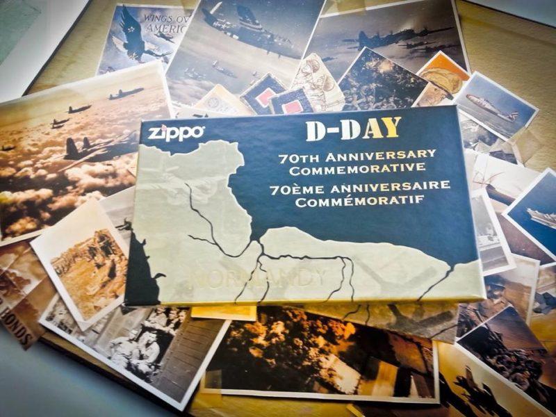 Zippo 18470 - D-Day 70th Anniversary Commemorative 4