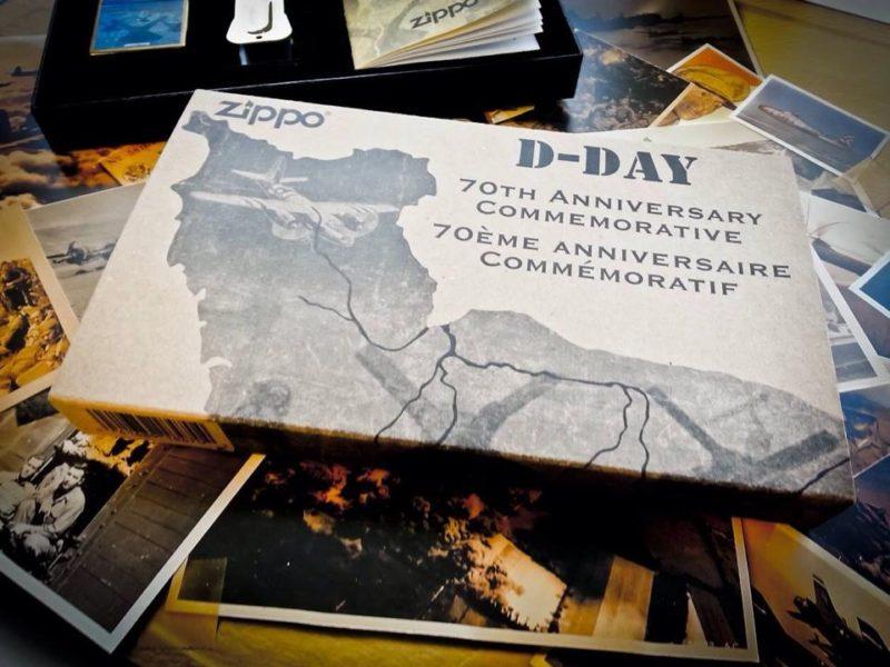 Zippo 18470 - D-Day 70th Anniversary Commemorative 5