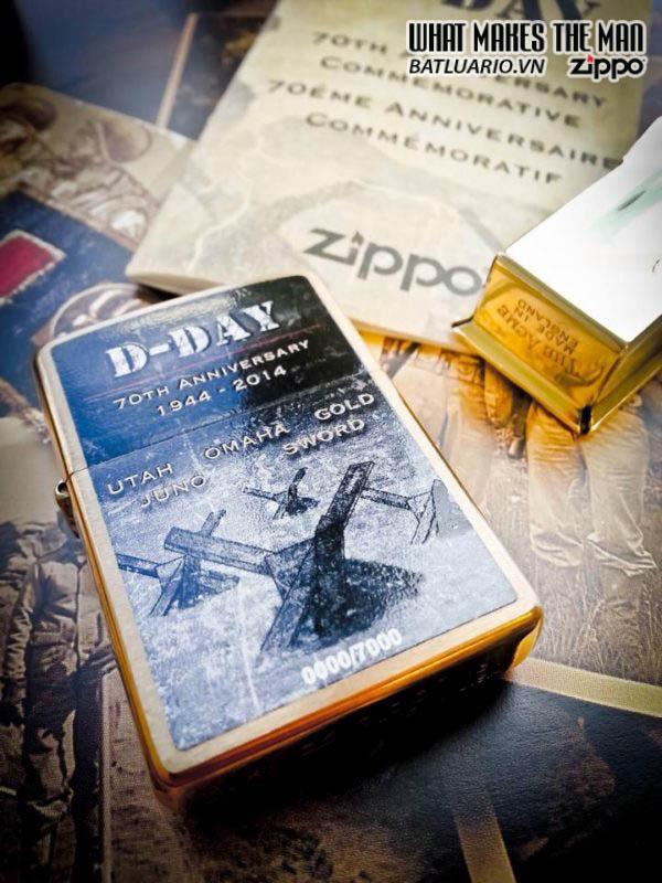 Zippo 18470 - D-Day 70th Anniversary Commemorative