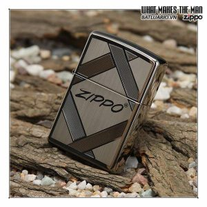 Zippo 20969 – Zippo Unparalleled Tradition Black Ice