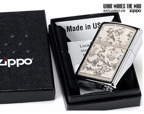 Zippo 24521 – Zippo Floral Decor 1