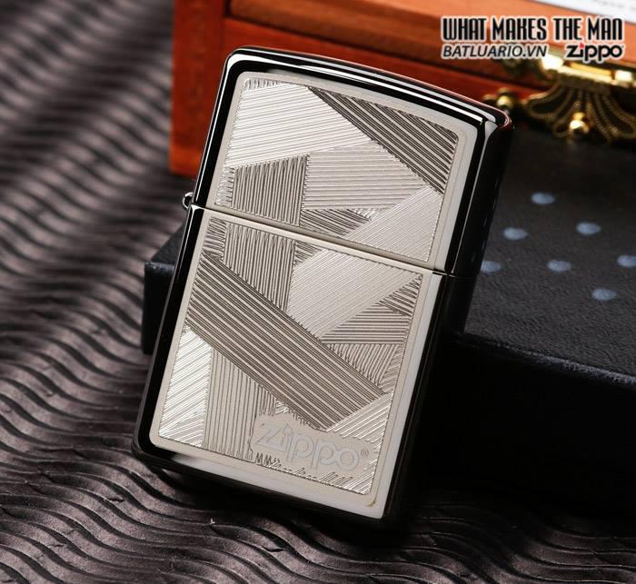 Zippo 24943 – Zippo Weave Black Ice 2