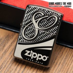 Zippo 28249 - 80th Anniversary Limited Edition