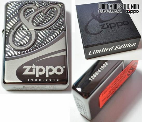 Zippo 28249 - 80th Anniversary Limited Edition